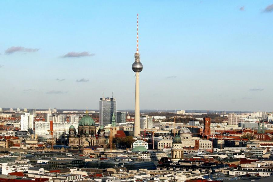 柏林的房價只有瑞士和法國的四分之一,在歐洲地區排名第九。