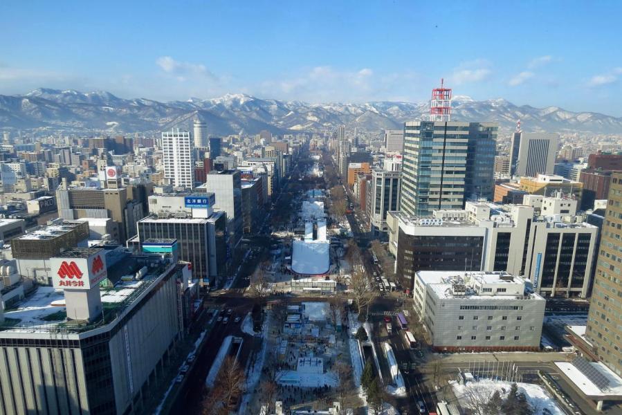 近年投資者亦將目光向北移,令北海道成為置業新寵。