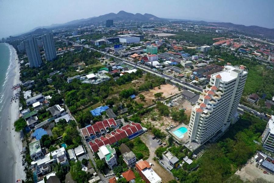 華欣以環境清清幽、恬靜舒適見稱,享有「泰國邁阿密」美譽。