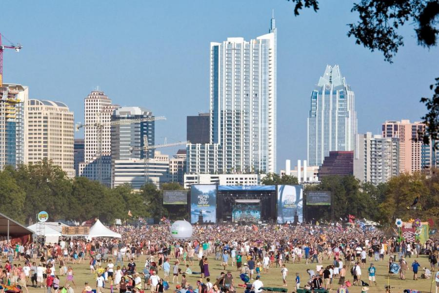 本年度的美國宜居城市排名,德州首府奧斯汀連續三年位居榜首。