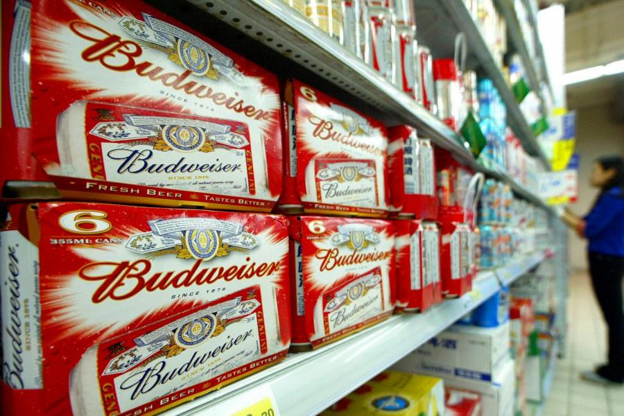 全球啤酒「巨無霸」百威亞太控股集資額或高達390億港元,估值或可達400億至500億美元。