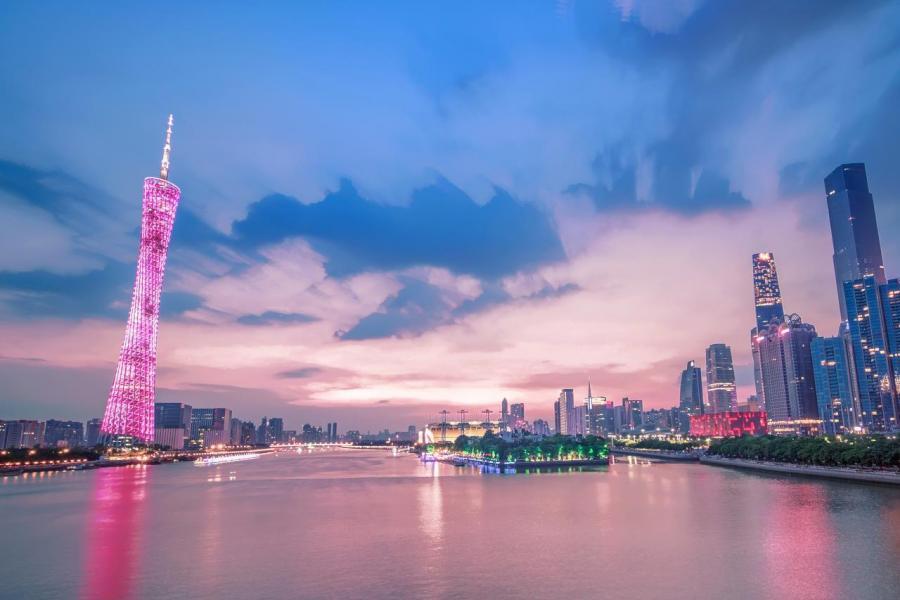 廣州市國土空間總體規畫,在重要方面訂上清晰目標。