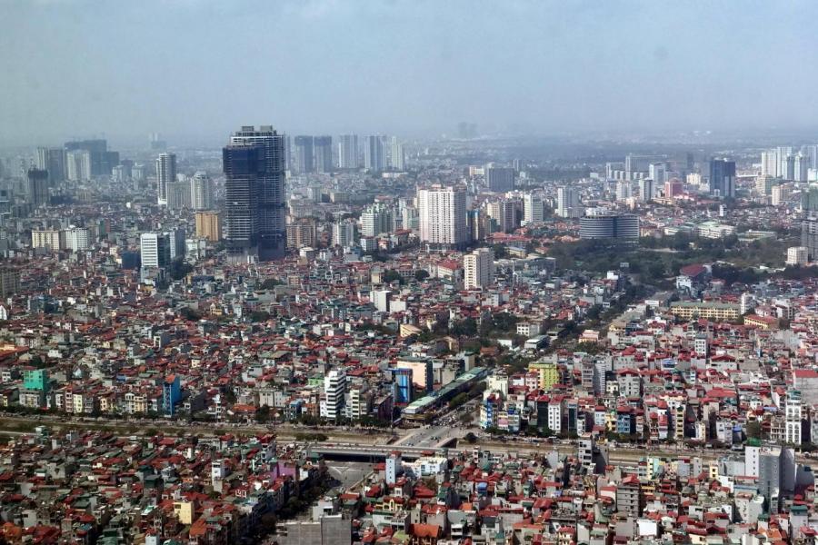 河內今年首5個月累計錄得達48.7億美元,以26.4%成為全越南FDI佔比最高城市。
