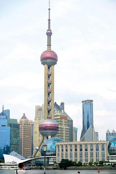 上合組織於2001年在上海成立。