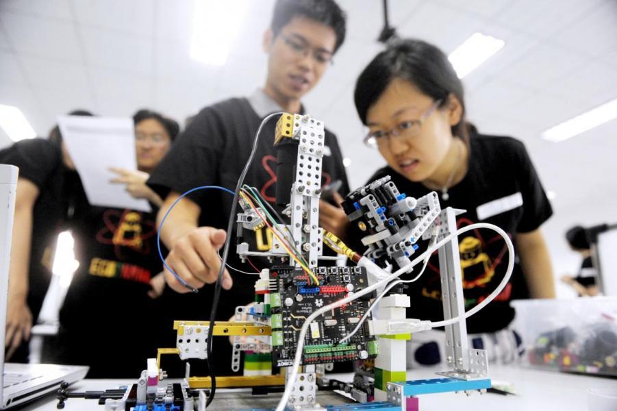 李澤湘指大灣區的創科人才嚴重不足。
