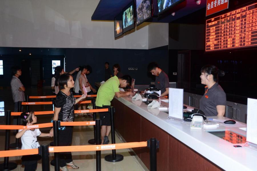 電影質素欠佳,去年中國電影票房增長大跌。