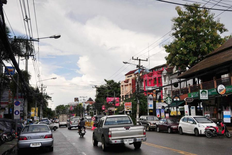 清邁是泰國北部第一府及第二大城市,因生活成本低,除了是旅遊熱門地外,也是著名養老城市。
