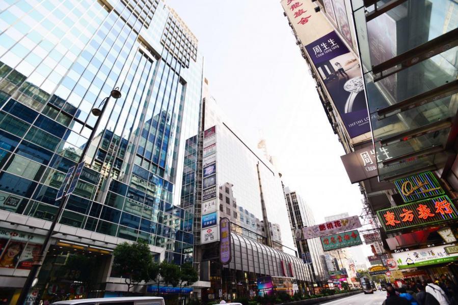 恒福商業中心位於佐敦,位置優越。