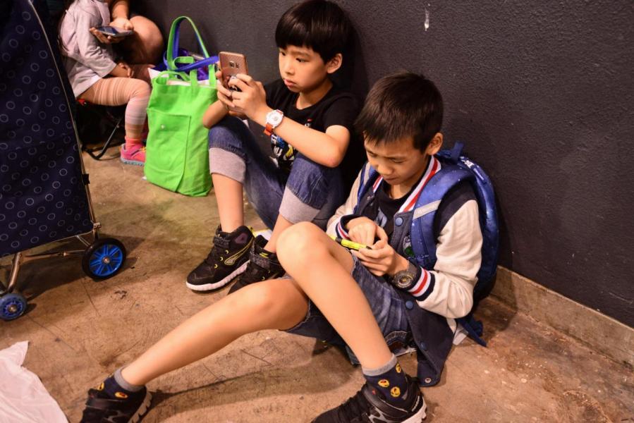 智能手機的興起,令小朋友少了買玩具。