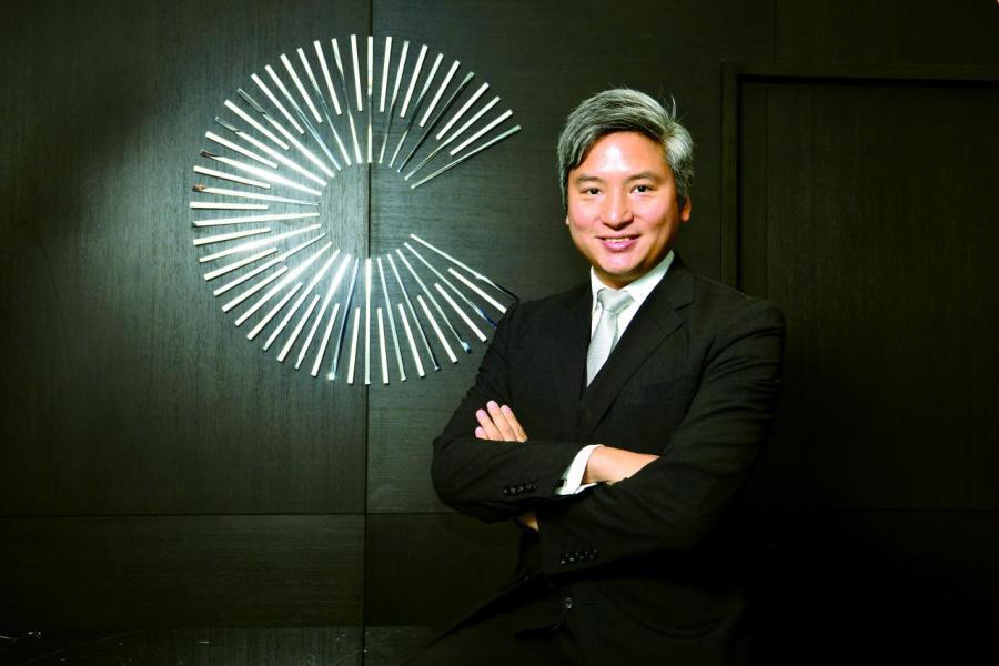 清晰醫療集團 行政總裁黃棣彰先生 (Mr. Andrew Wong)