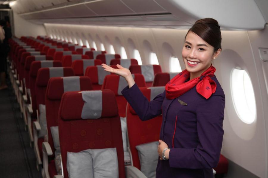 香港航空原本打算在短期內上市,如今相信要推遲。