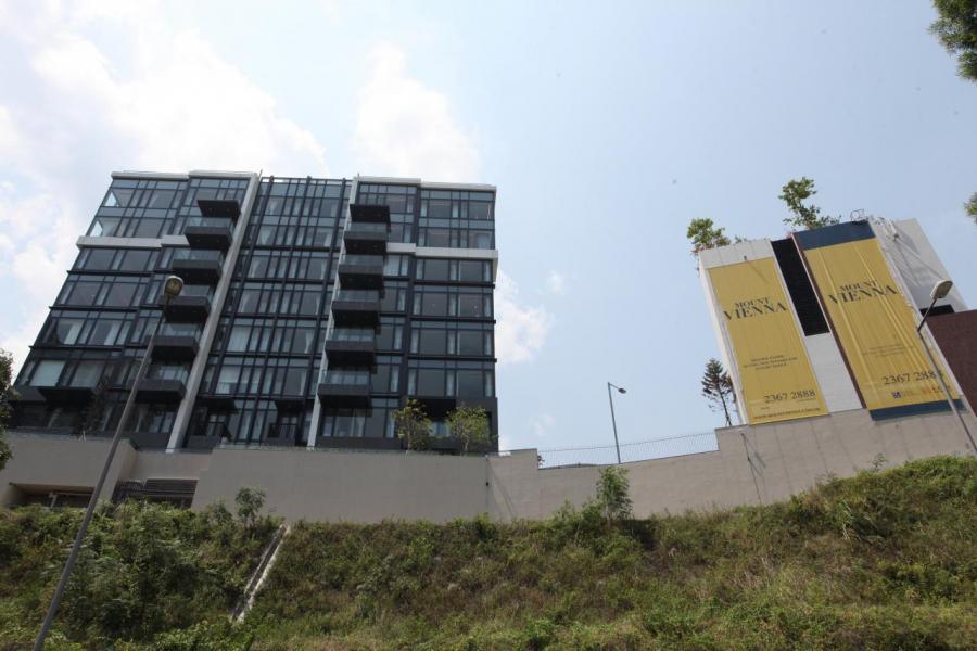 項目最高呎價達42,994元,挑戰沙田區分層新高。