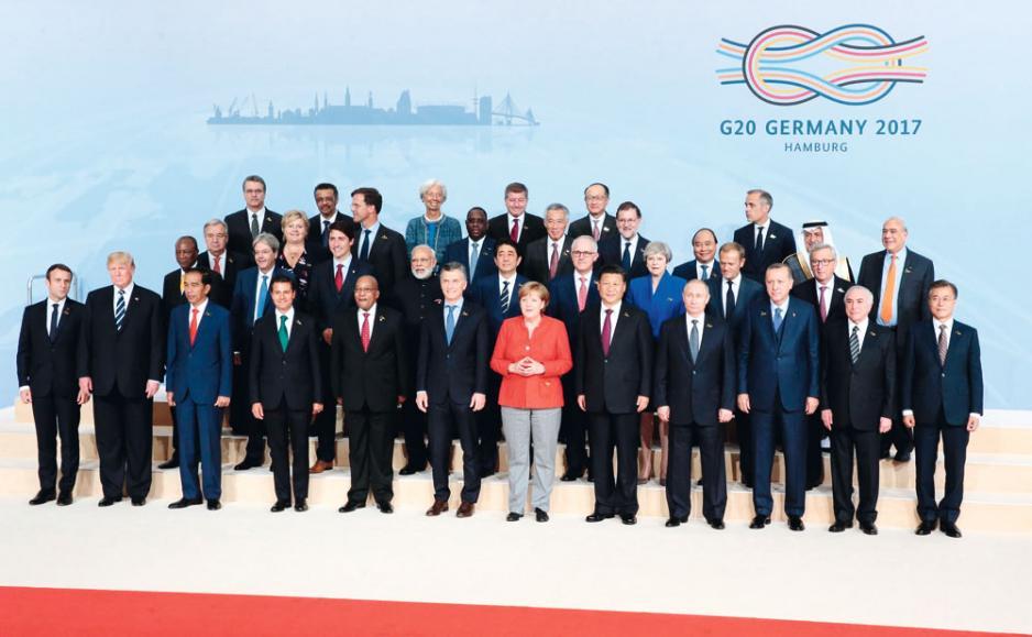 G20已無意義,重點是G2的角力。