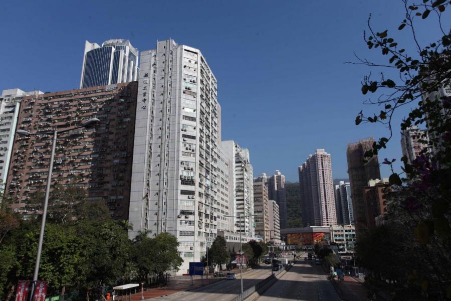 住宅樓價不斷升,相比之下工廈更具投資價值。