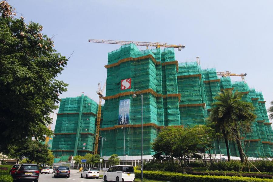 新鴻基地產是空置稅推出後賣樓最積極的發展商。