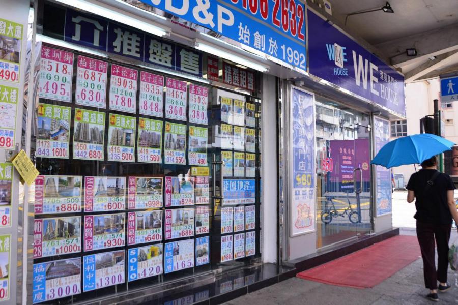 6月份住宅買賣合約及總值齊升。