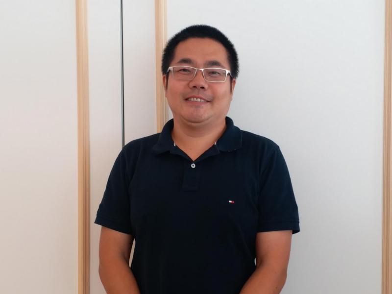 飛思達科技(8342)行政總裁施德群