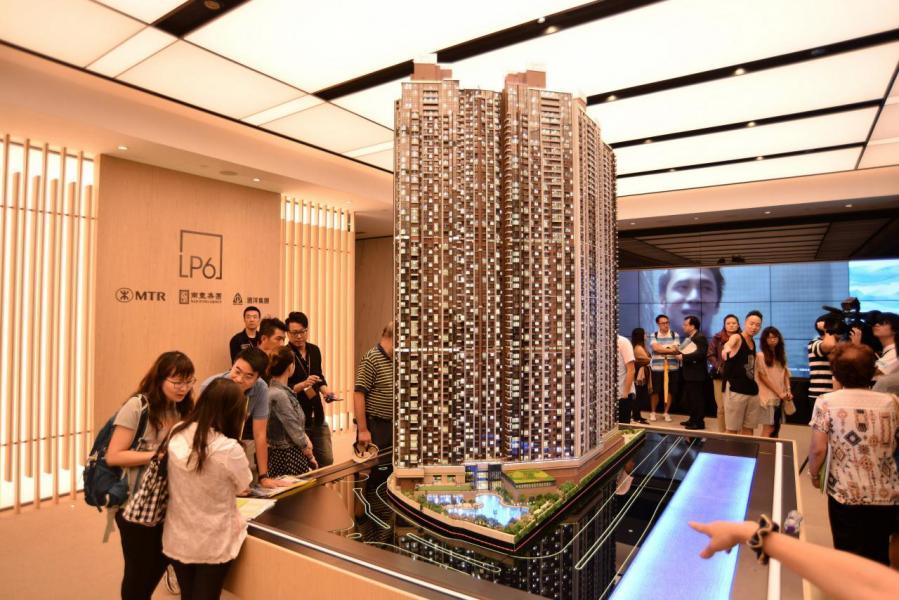 樓市淡靜,9月份新造樓按宗數及金額均大跌。