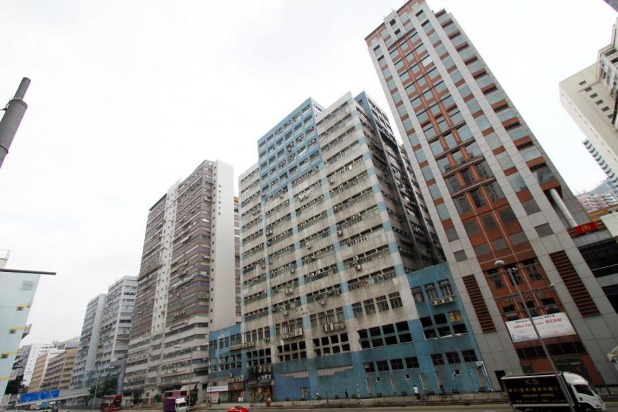 葵涌工廈的升幅最為明顯,年初至9月底已高達三成。