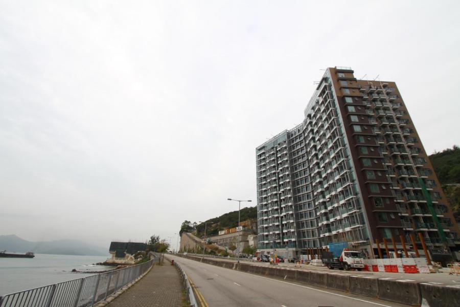 逸璟.龍灣是中冶置業在香港首個住宅項目,投資額逾10億元。
