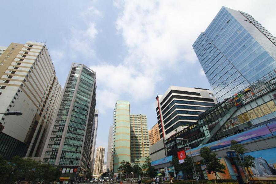 石門現正逐步轉形成商業區,新近區內已有多個商業項目推售。
