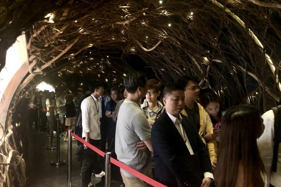 一手市場暢旺,發展商紛紛推盤搶客,何文田瑧樺於上週六「曬冷」開售全盤240伙。