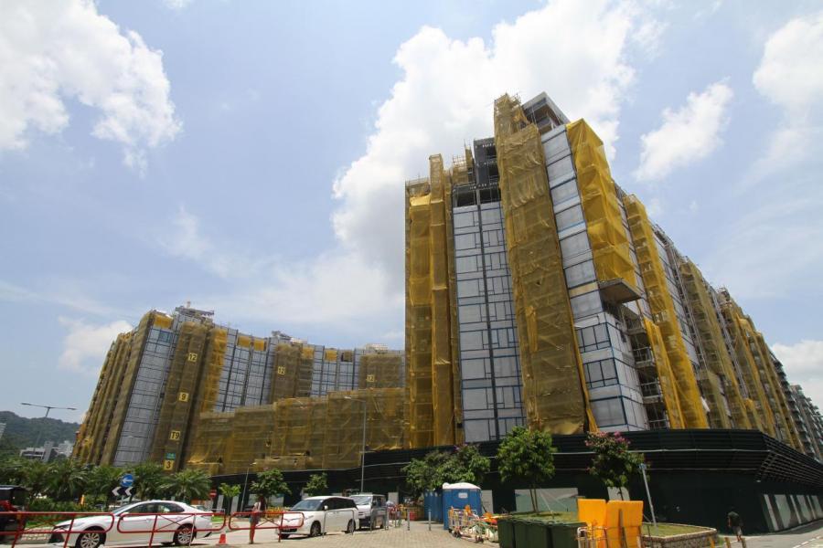朗濤是鷹君時隔近30年後推出的新住宅樓盤。