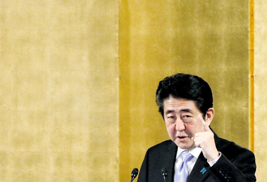 「安倍經濟學」的實施,制約日本國內需求的復甦,到海外尋求更大的發展空間就成為愈來愈多日本企業的選擇。