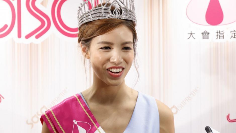 人人都鬧TVB,慘得過人人WhatsApp瘋傳香港小姐的新聞。
