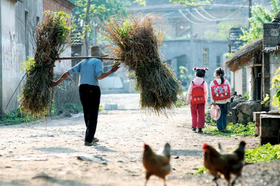 城市人常存「歸園田居」之「桃花園」避難心態,殊不知內地農村水源污染問題也非等閒。