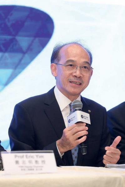 香港工業總會主席郭振華。