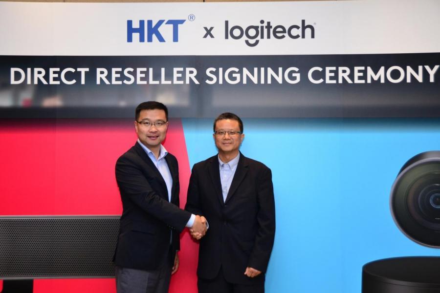 香港電訊成為Logitech在香港的首個直接經銷商,專注推動小型會議室的視訊協作發展。