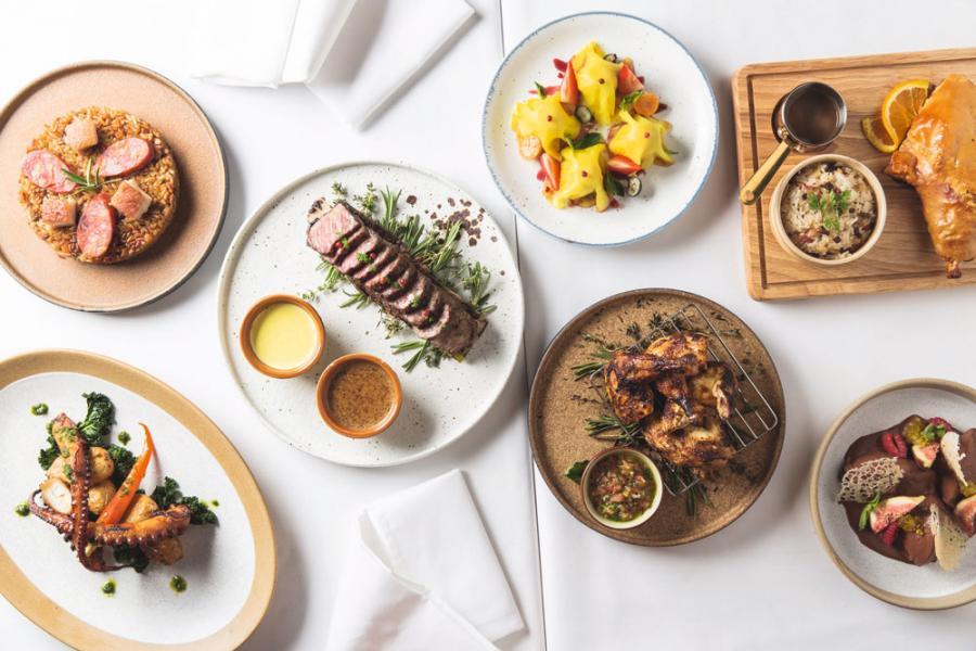 Lopez所開設的葡菜餐廳Casa Lisboa主打新派葡菜。