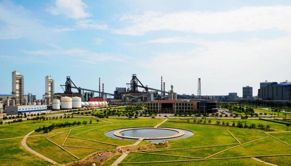 馬鋼為金馬能源的股東之一。