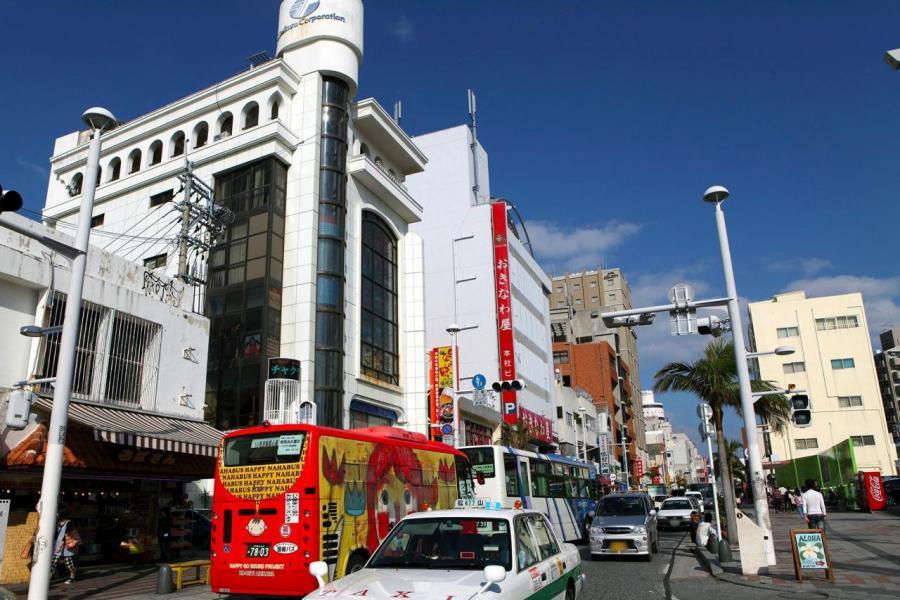 沖繩的中部早在當地政府在觀光及經濟發展上,有詳盡的規畫。