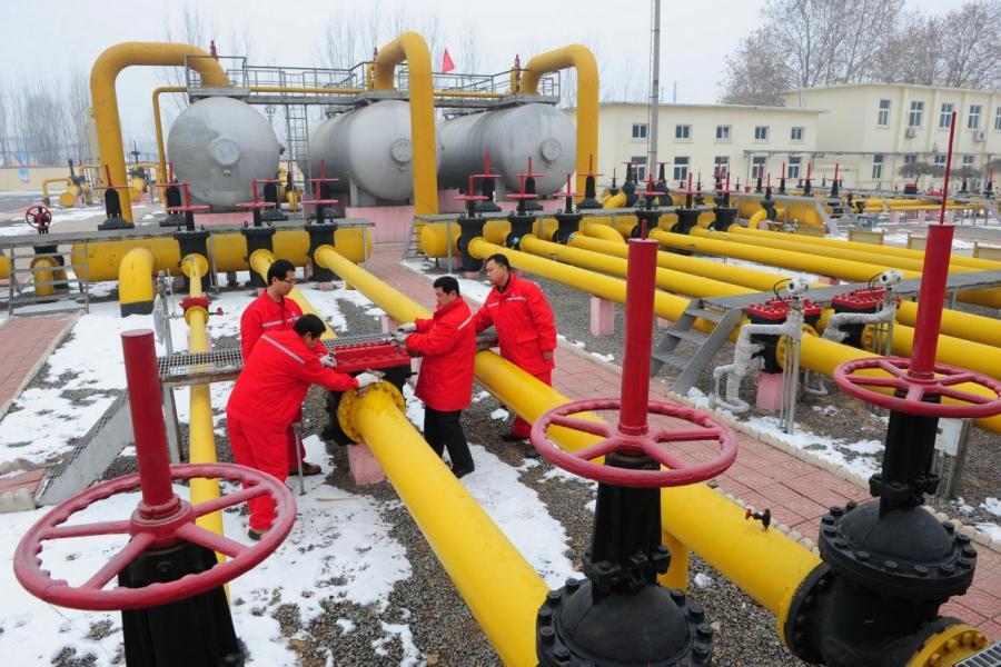 中國近幾年硬推煤改氣,卻因使用及安裝成本高。