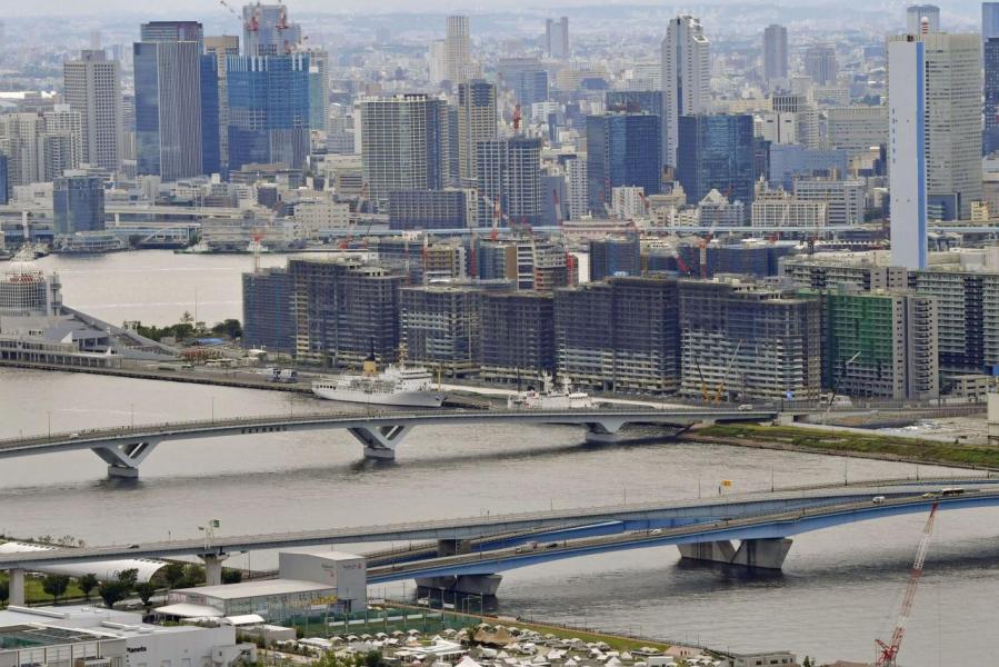 預期在東京奧運會後,「選手村」將被改造成「晴海FLAG」住宅區作為二手樓上市。