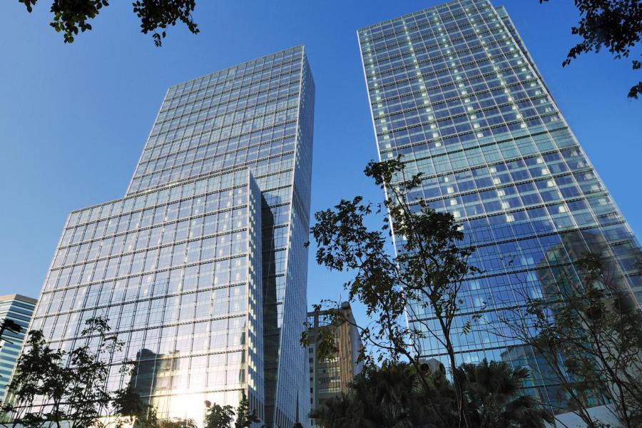 Landmark East為永泰地產位於東九龍之旗艦物業。