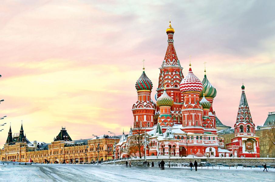 以俄羅斯為首的中亞國家,旅遊、礦產、基建等潛力十分豐富。