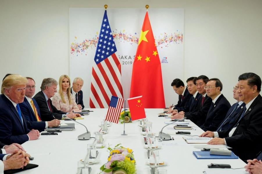 中美貿易戰仍是未來市場一個變數。