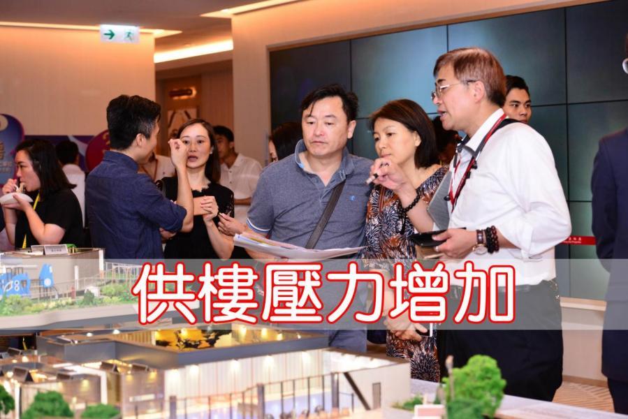 香港跟隨美國加息機會大,供樓人士要留意風險。
