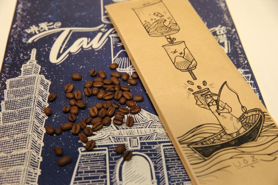 今年美食博覽的「尊貴美食區」更新增「咖啡.醇香」主題,展示精品咖啡及相關特色產品。