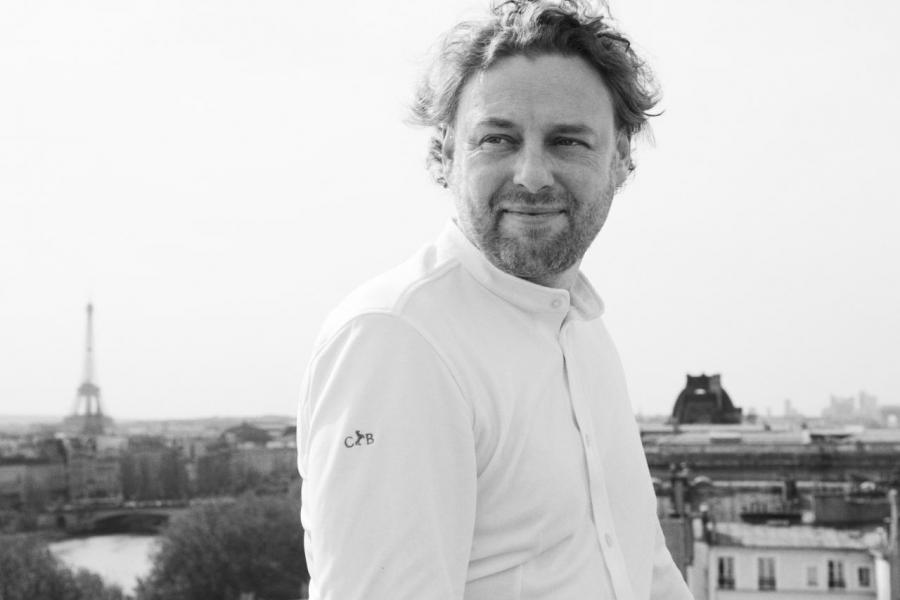 Arnaud Donckele:「一道菜式以體現複雜情感為重中之重。」