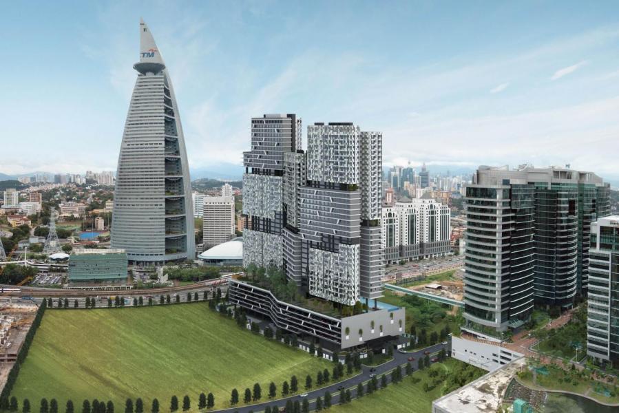 在孟沙南城從事科技、科網等公司能獲得稅務優惠,令該區漸受歡迎。