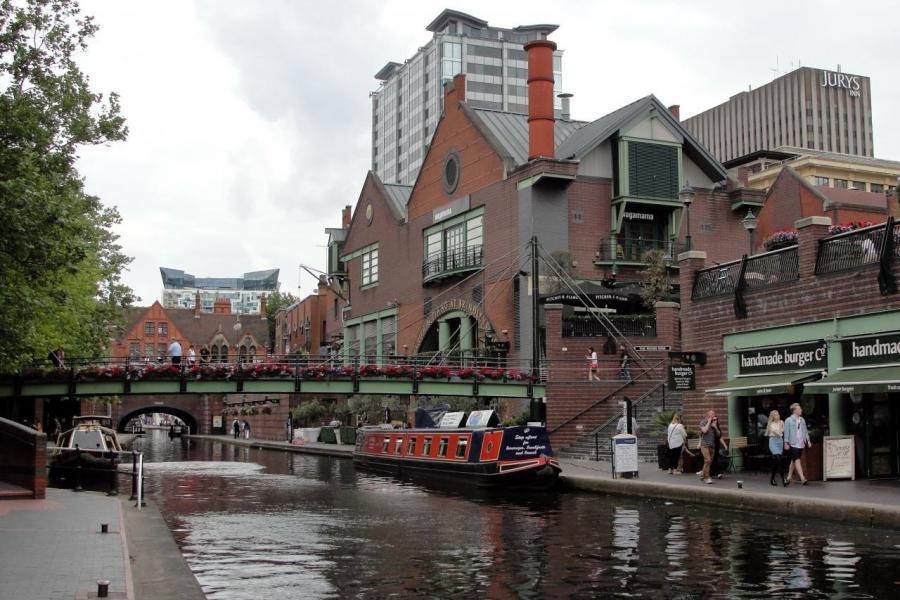 伯明翰的樓價一直跑輸大市,目前平均樓價為17.8萬英鎊。