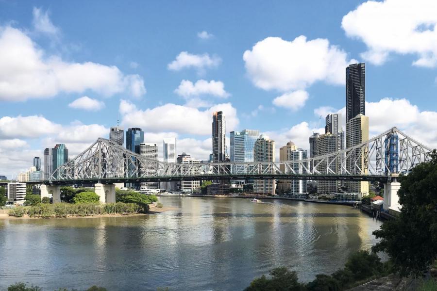 去年11月布里斯本的樓價中位數為49.1萬澳元,悉尼足足貴84.2%。