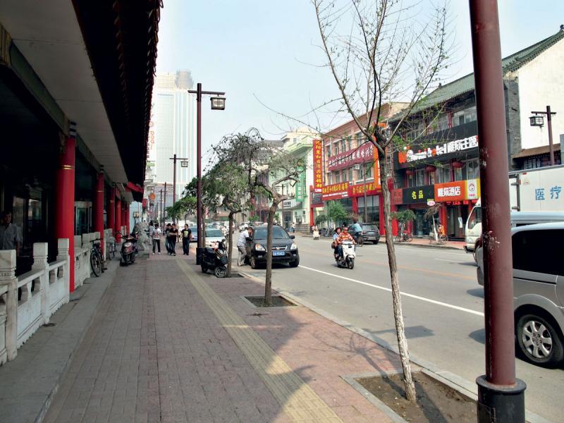 瀋撫新區是瀋撫改革創新示範區建設的核心依託,位於沈陽、撫順兩個數百萬人口級別的大城市的交界處。