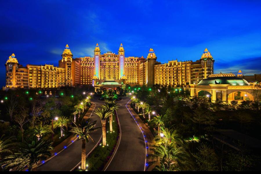 嘉華投資200億元開發休閒度假勝地。