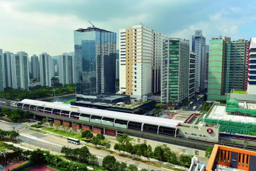 「鐵路+物業」的發展模式,令港鐵成為世上少數賺錢的鐵路公司。