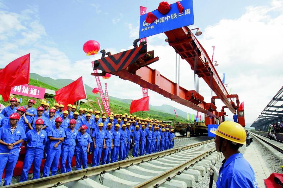 內地高鐵開始引入PPP發展模式。